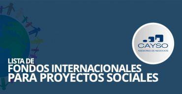Lista recursos internacionales